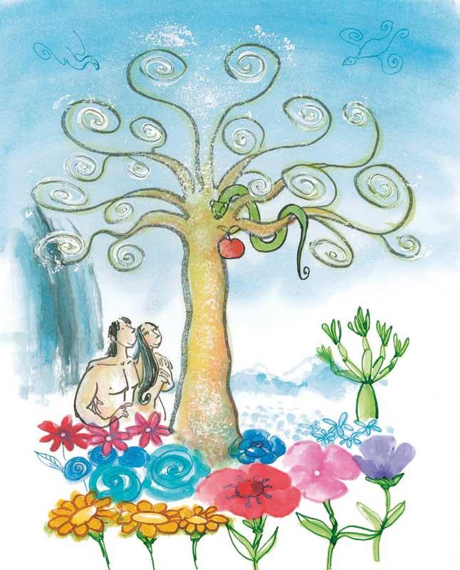 De tuin van Eden