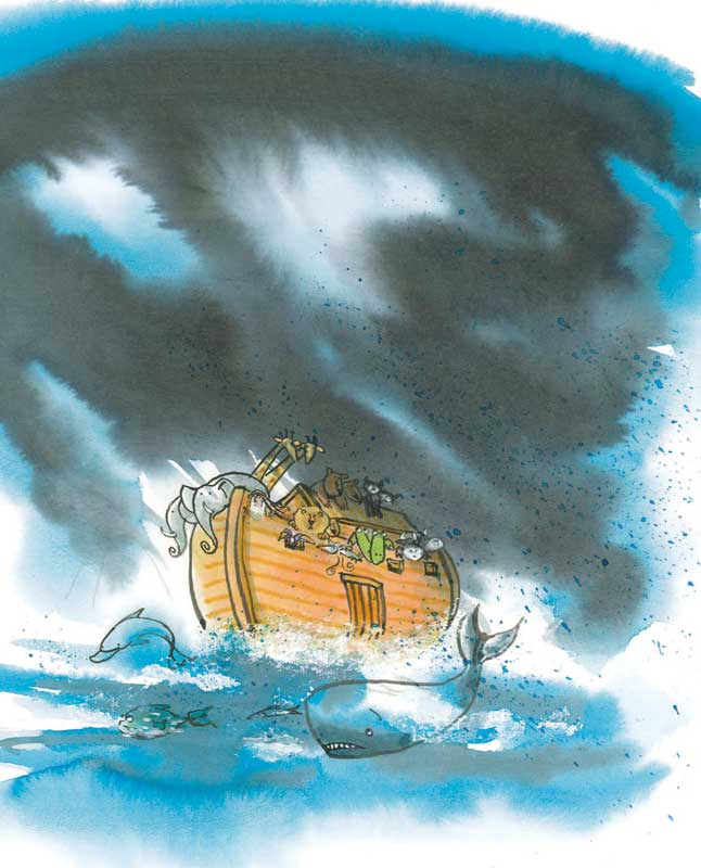 Het Licht Op Ons Pad Materiaal De Ark Van Noach