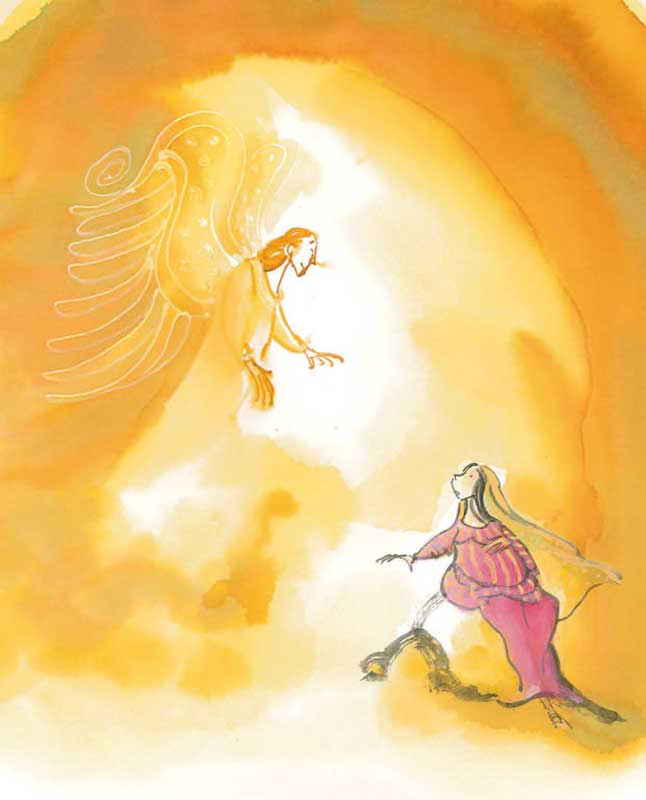 Abram, Sarai en God