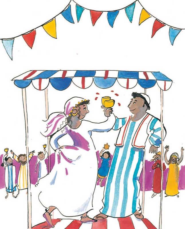 Bruiloft in Kana